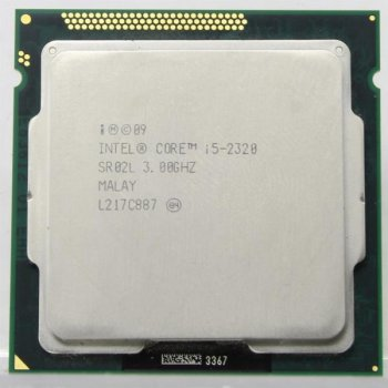 Процессор Intel Core i5-2320 (S1155/4x3.0GHz/5GT/s/6MB/95 Вт/BX80623I52320) Б/У