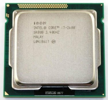 Процесор Intel Core i7-2600 (S1155/4x3.4GHz/5GT/s/8MB/95 Вт/BX80623I72600) Б/У