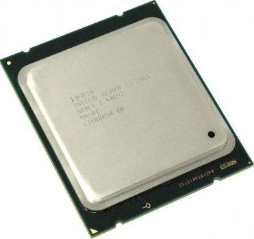 Процесор Intel Xeon E5-2665 (S2011/8x2.4GHz/8GT/s/20MB/115Вт/BX80621E52665) Б/У