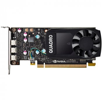Видеокарта HP NVIDIA Quadro P400 2GB Graphics 1ME43AA
