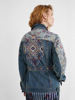 Джинсовая куртка Desigual 21SWED46-5053