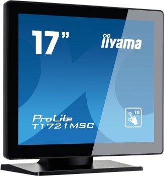 Монітор IIYAMA T1721MSC-B1 T1721MSC-B1