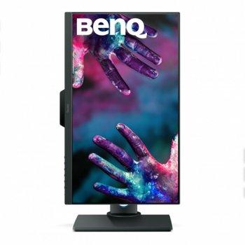 Монитор BENQ PD2500Q Grey 9H.LG8LA.TSE