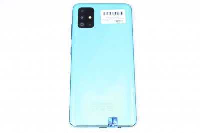 Мобільний телефон Samsung Galaxy A51 6/128GB A515 1000006345975 Б/У