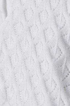 Болеро з ажурного трикотажу H&M Біле (0698039001) (Мир удивительных вещей)