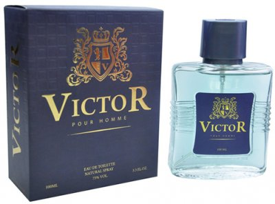 Туалетная вода для мужчин Lotus Valley Victor 100 мл (MM35706) (6291104324886)