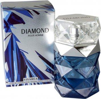 Туалетная вода для мужчин Vivarea Diamond 100 мл (MM30150) (6291103662255)