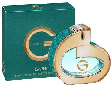 Парфюмированная вода для женщин Emper G pour Femme 85 мл (MM32624) (6291103666888)
