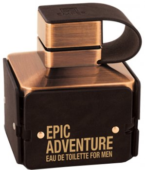 Туалетная вода для мужчин Emper Epic Adventure 100 мл (MM36202) (6291103660466)