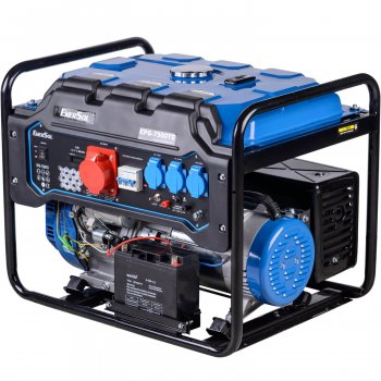 Генератор бензиновый ENERSOL EPG-7500TE