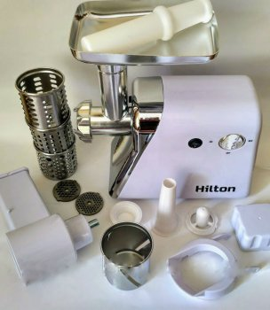 Мясорубка электрическая Hilton HMG-150BS