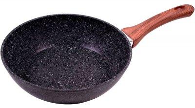 Сковорода Gusto Granite 24 см GT-2103-24