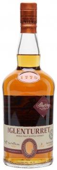 Виски односолодовый Glenturret Sherry 0.7 л 43% (5010314302641)