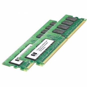 Оперативна пам'ять HP 8ГБ (2x4GB) PC2-6400 800МГц 240-PIN DIMM DDR2 SDRAM Registered (497767-B21)