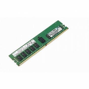 Оперативная память HP 64ГБ PC4-21300 2666МГц 288-PIN DIMM ECC Quad Rank DDR4 SDRAM Registered (838085-B21)