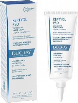 Концентрат для обличчя Ducray Kertyol PSO 100 мл (3282770205879)