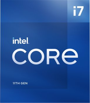 Процесор Intel Core i7-11700 2.5 GHz / 16 MB (BX8070811700) s1200 BOX