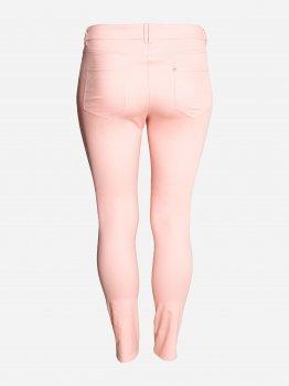 Джинсы H&M 3528115-ACWG Розовые