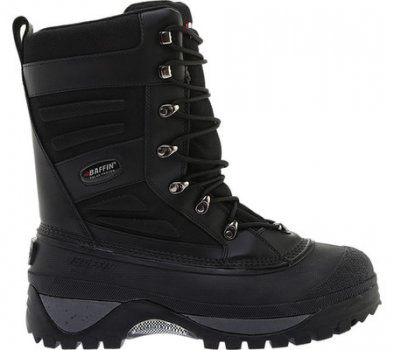 Мужские сапоги Baffin Crossfire Snow Boot Black (100239)