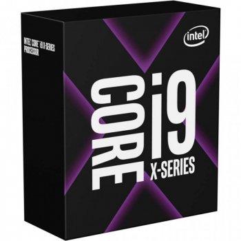 Процесор INTEL Core™ i9 9960X (BX80673I99960X) (LGA 2066, 16 x 3100 МГц, L2 - 16 Мб, L3 - 22 МБ, 4хDDR4-2666 МГц, TDP 165 Вт)