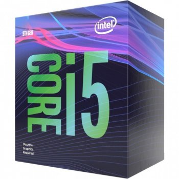Процесор Intel Core i5-9400F 2.9 GHz/8GT/s/9MB (BX80684I59400F)