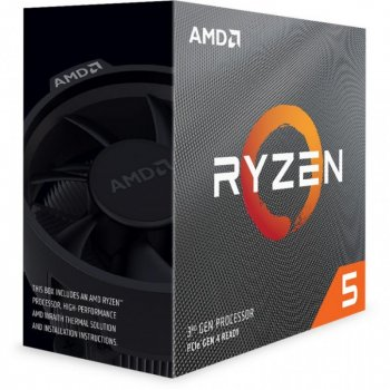 Процессор AMD Ryzen 5 3600X 3.8GHz/32MB (100-100000022BOX) sAM4 BOX