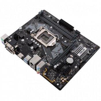 Материнська плата Asus Prime H310M-A R2.0 (s1151, Intel H310, PCI-Ex16)
