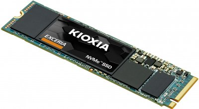Твердотільний накопичувач Kioxia Exceria 2280 PCIe 3.0 x4 NVMe 1TB (LRC10Z001TG8)