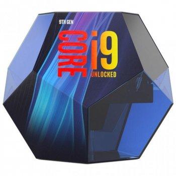 Процесор Intel Core i9-9900K 3.6 GHz/8GT/s/16MB (BX80684I99900K) з відеокартою Intel UHD Graphics 630