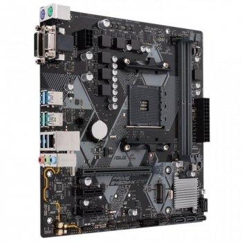 Материнська плата Asus Prime B450M-K (sAM4, AMD B450, PCI-Ex16)