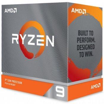 Процессор AMD Ryzen 9 3950X (100-100000051WOF) (AM4, 16 x 3500 МГц, L2 - 8 МБ, L3 - 64 МБ, 2хDDR4-3200 МГц, TDP 105 Вт)
