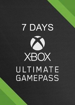 Підписка Xbox Game Pass на 7 днів (Xbox/Win10) | Всі Країни