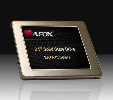SSD AFOX Value 120 GB - (AFSN8T3BN120G/SD250-120GN)