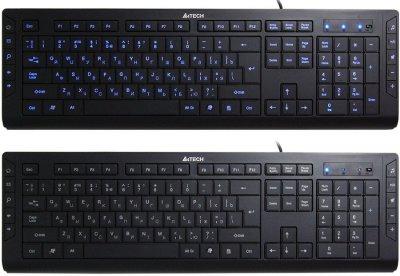 Провідна клавіатура A4tech KD600L