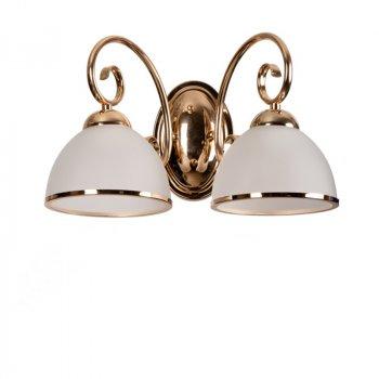 Бра настінне Light House SH-15561/2W FG 400*220*230 E27 золото