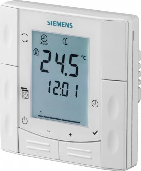 Терморегулятор Siemens RDE410/EH