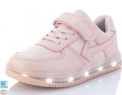 Кросівки з LED-підсвіткою Jong Golf C10131-8 Рожевий