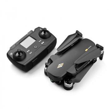Квадрокоптер Drone 8811 Pro Радіокерований дрон складаний з функцією Wi-Fi 5G до 2000 м Чорний