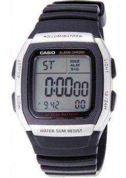 Чоловічий наручний годинник Casio W-96H-1AVEF