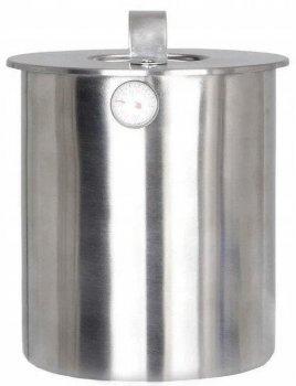 Ветчинница Kamille 2.5 л Ø14 х 17 см з термометром