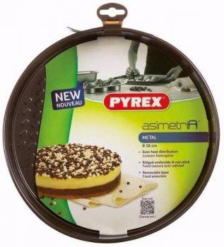 Форма для випічки Pyrex Asimetria роз'ємна Ø26 см антипригарне покриття