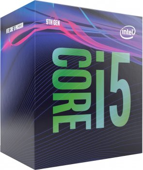 Процесор Intel Core i5-9500 3.0GHz / 8GT / s / 9MB (BX80684I59500) s1151 BOX