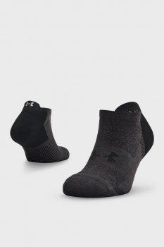 Чорні шкарпетки UA ArmourDry Run No Show Under Armour 1361164-001