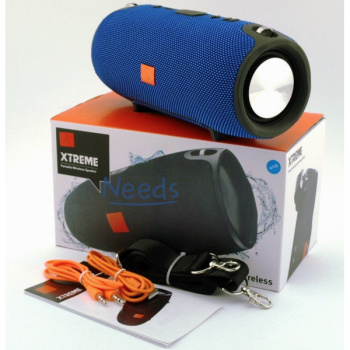 Портативная колонка Portable X-Treme mini Bluetooth Синяя