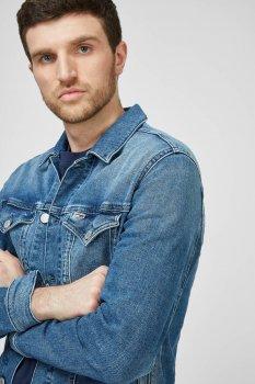 Чоловіча синя джинсова куртка REGULAR TRUCKER JACKET LMBC Tommy Hilfiger DM0DM10297
