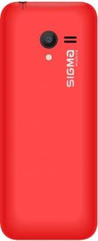 Мобільний телефон Sigma mobile X-Style 351 Lider Red (4827798121948)