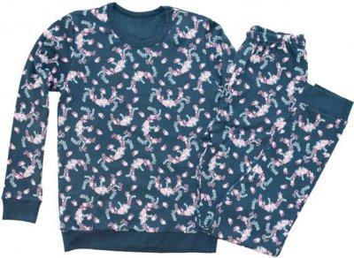 Пижама НатаЛюкс 95-4605 Синяя