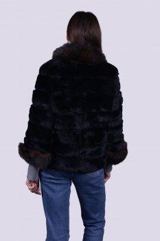 Полушубок Morex Pelle Черный (34406)