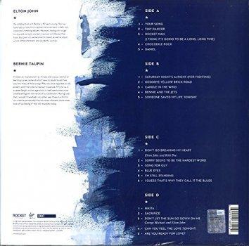 Виниловая пластинка Elton John - Diamonds (2-LP, 180g)