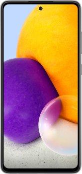Мобільний телефон Samsung Galaxy A72 6/128 GB Black